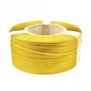 PP vázací páska 11 x 0.55mm 3000m žlutá