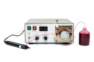 Výrobek: Peristaltický mikrodávkovač kapalin MT-410