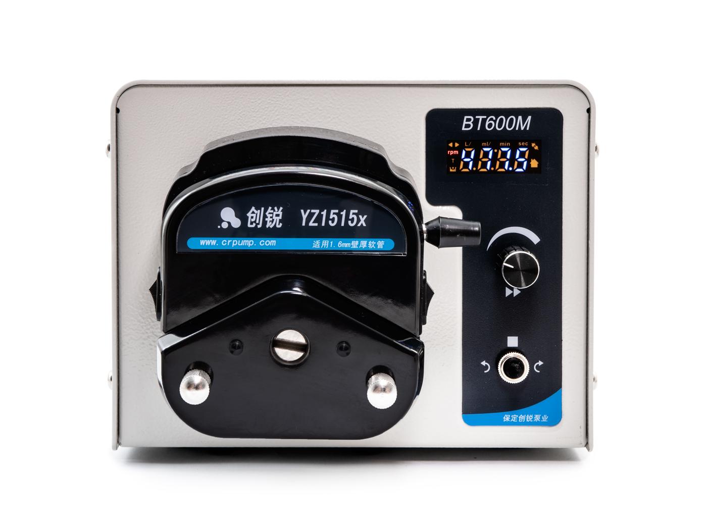 Peristaltické čerpadlo BT600M YZ1515X 0.07 – 2280ml/min