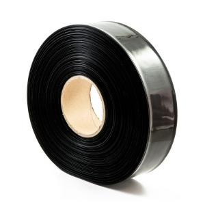 Černá smrštovací PVC fólie 2:1 šíře 57,5mm, průměr 35mm