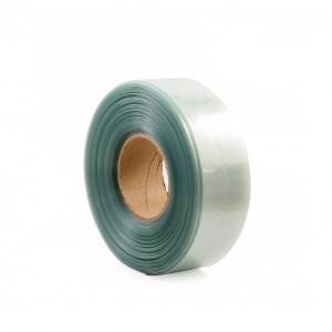 Transparentní smršťovací PVC fólie 2:1, šíře 56mm, průměr 35mm