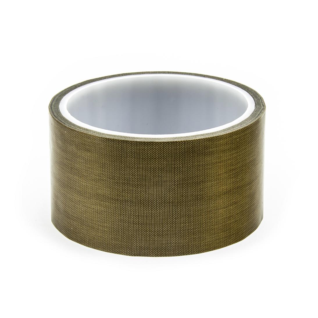 Tepluodolná teflonovaná PTFE páska pro svářečky fólií, šíře 55 mm