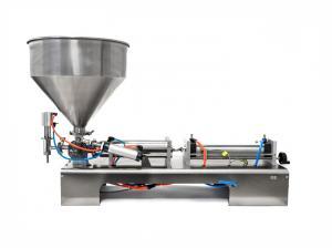 Pneumatická plnička pastovitých a kapalných látek 50 - 1000ml