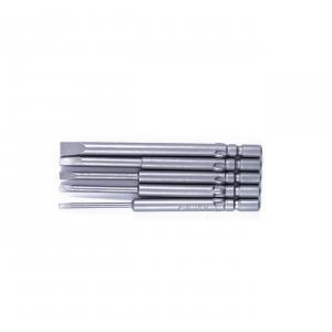 Set 5ks HIOS H4(∅4) plochých bitů 4-1,6mm - 60mm