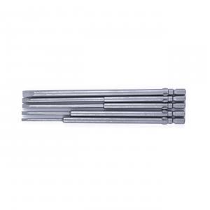 Set 5ks HIOS H4(∅4) plochých bitů 4-1,6mm - 100mm