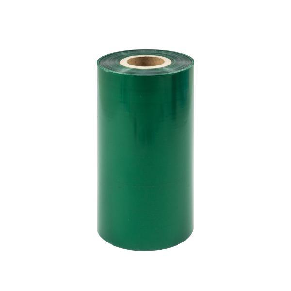 TTR vosková páska, 110mm zelená, 300m