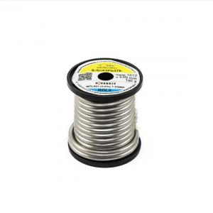 Olovnatá trubičková pájka S-Sn63Pb37E průměr 3mm