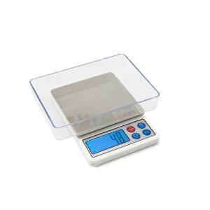 Přesná digitální váha 2kg/0,1g