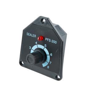 Ovládací panel pro svářečku plastů PFS-200/200A