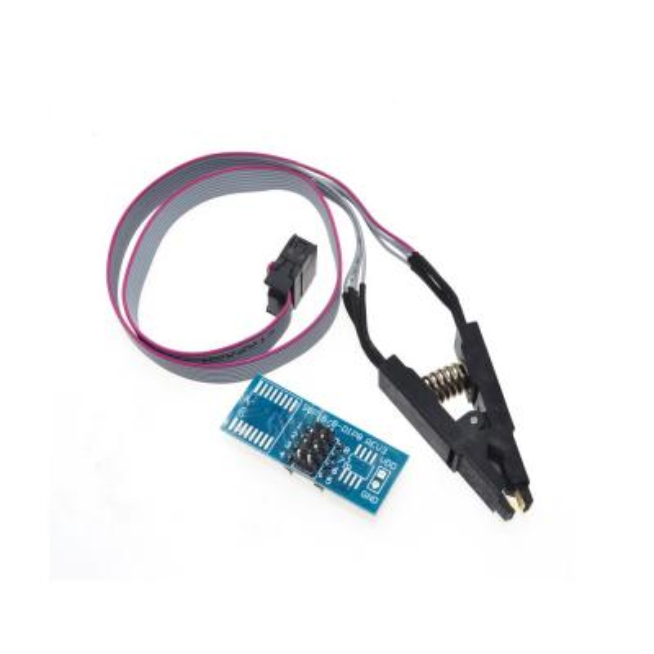 ISP kabel s klipem SOIC/SOP8 pro programátory IC