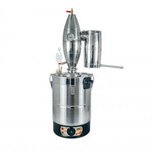 Domácí destilátor (palírna) 20L s elektrickým ohřevem