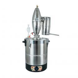 Domácí destilátor (palírna) 30L s elektrickým ohřevem