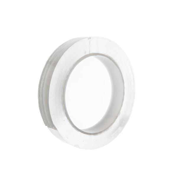 Akrylová transparentní páska – oboustranná 20mm, 5m