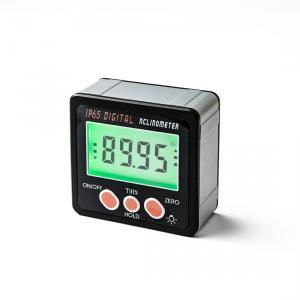 Výrobek: Magnetická digitální vodováha / úhloměr