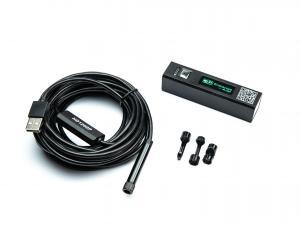 Výrobek: Endoskopická kamera s WIFI pro iOS a Android, krytí IP66 měkký kabel 5m