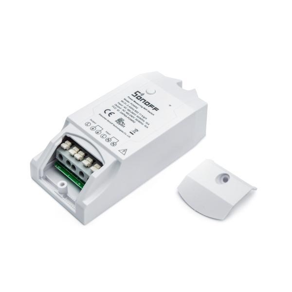 Sonoff R2 Wifi programovatelný modul s měřením spotřeby 15A/230V