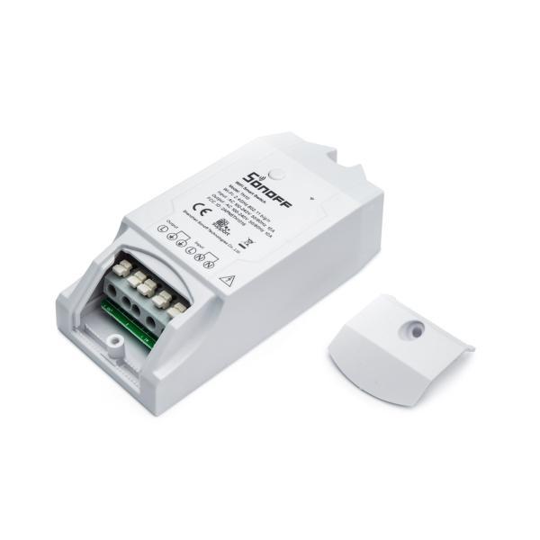 Sonoff TH10 Smart WIFI programovatelný  modul pro monitoring teploty a vlhkosti 10A/230V