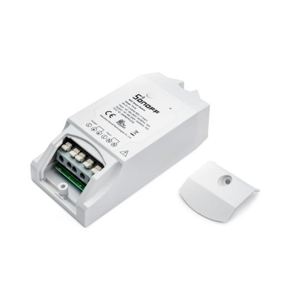 Sonoff TH16 Smart WIFI programovatelný modul pro monitoring teploty a vlhkosti 15A/230V