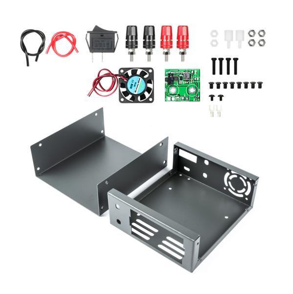 Kovová krabice pro modulové zdroje DPS