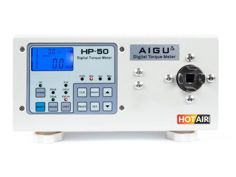 Digitální kalibrátor / tester kroutícího momentu HP-50 0.15-5Nm