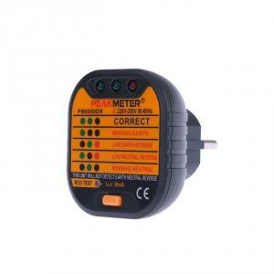 Výrobek: Tester zásuvek 230v/50Hz PM6860DR