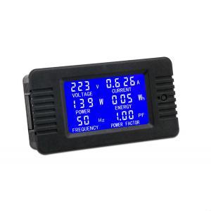 Výrobek: Multifunkčné vstavané meradlo elektrických veličín do AC 80 ~ 260V / 10A