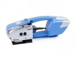 Akumulátorový páskovač JD-13/16mm včetně akumulátoru a nabíječky