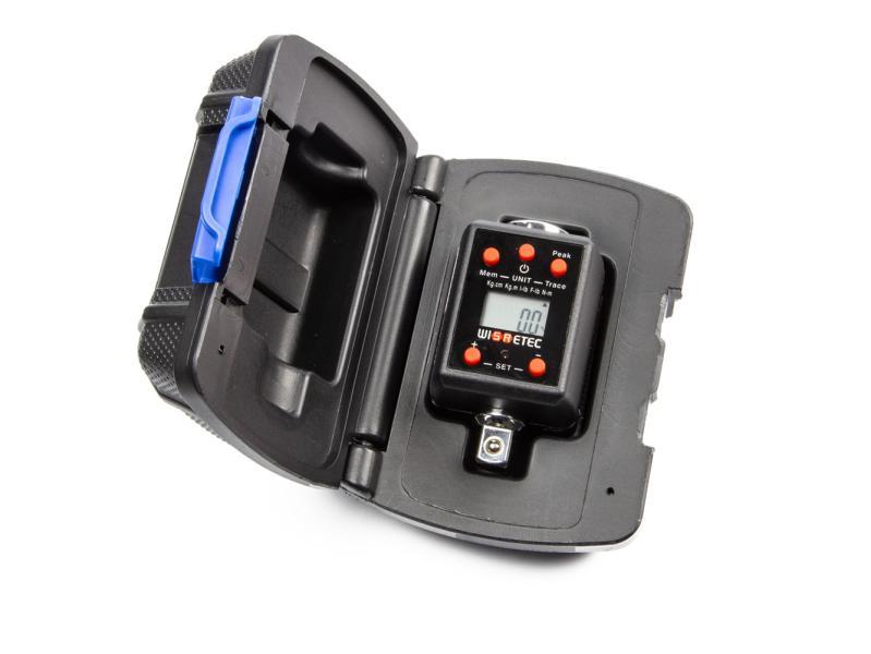 """Račnový adaptér pro měření kroutícího momentu WRG3-135 3/8"""" 6,8 - 135Nm"""