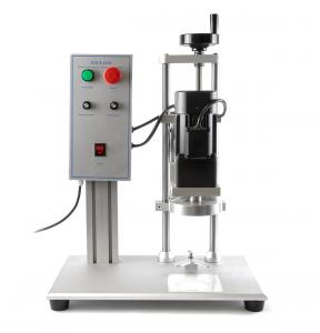 Výrobek: Automatická víčkovačka pro zavařovací sklenice a láhve se šroubovacím uzávěrem