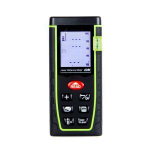 Výrobek: Laserový digitální metr - dálkoměr typ H-D40 40m