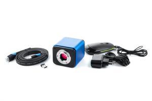 Smart mikroskopická kamera 2Mpix Autofocus, HDMI, USB, Wifi, SDcard s měřícím SW