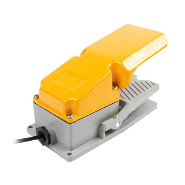 Průmyslový nožní pedál pro ovládání LT-4-1 10A/230V s aretací