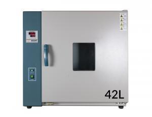 Vysoušecí, desinfekční pec 101-0 220V, 0-300°C s ventilátorem a komorou o objemu 42L