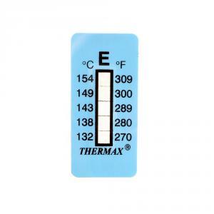 Výrobek: Samolepící teploměr / indikační proužek nereversibilní 132-154°C