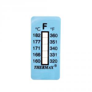 Výrobek: Samolepící teploměr / indikační proužek nereversibilní 160-182°C
