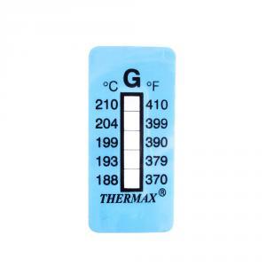 Výrobek: Samolepící teploměr / indikační proužek nereversibilní 188-210°C
