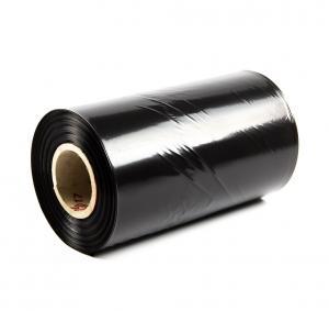Výrobek: PE fólie hadice ČERNÁ (tunel) síla 90micron, šířka 250mm, délka 100m