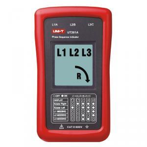 Výrobek: Tester rotace fází a indikátor otáček motoru UNI-T UT261A