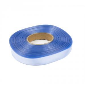 Transparentní smršťovací PVC fólie 2:1 šíře 25mm, průměr 15mm
