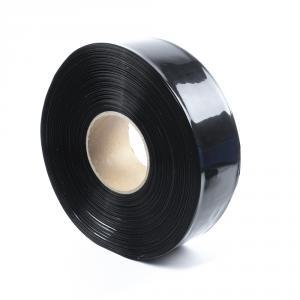 Černá smršťovací PVC fólie 2:1 šíře 60mm, průměr 36mm
