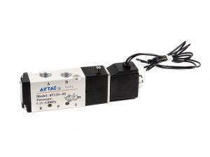 "Elektrický řízený vzduchový ventil (Solenoid) DC24V G 1/8"" 4V110-06"