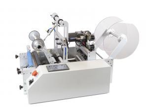 Olepovačka XL-T801 velkých obalů a lahví s tiskárnou expiračních dat