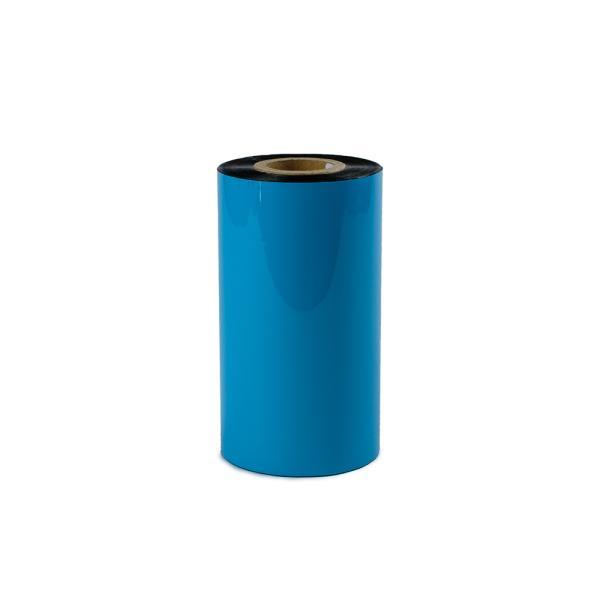 TTR páska vosk-pryskyřice pro hladké povrchy 110mm černá, 300m