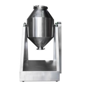 Průmyslový / potravinářský promíchávač suchých sypkých látek a materiálů do hmotnosti 25 kg.