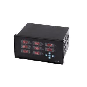 Panelový PID regulátor 8 vstupů s relé 230V/3A