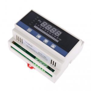 Hladinoměr na DIN lištu pro kontrolu hladiny kapaliny s relé výstupy