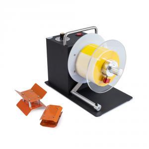 Univerzální navíječ / převíječ samolepících štítků a etiket do 80mm