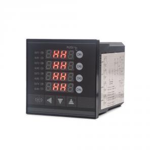 4 kanálový PID průmyslový regulátor s relé