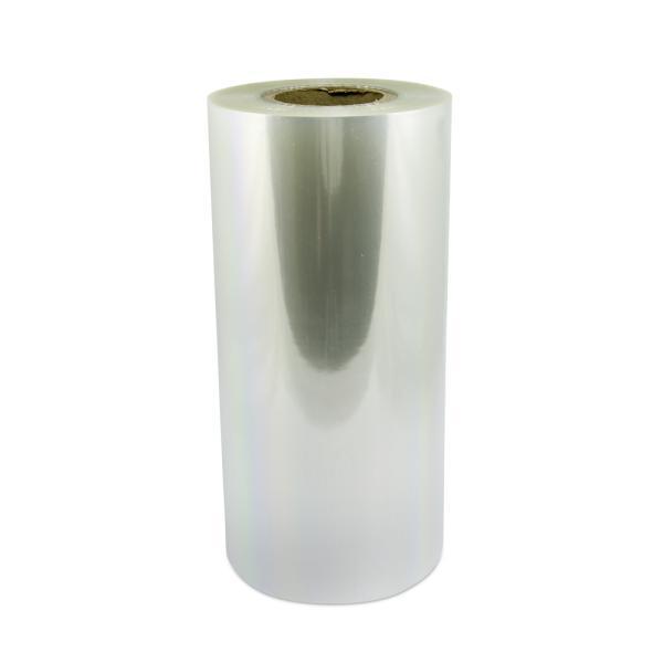 Plochá zatavovací fólie BOPP 50mi / PET 12mi, šíře 340mm