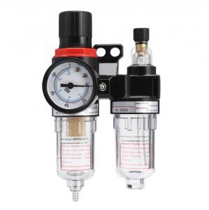 Vzduchový ventil s regulací 0,15-1Mpa s filtrem a promazáváním